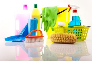 Spring Cleaning Service In Houston